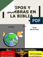 Tipos y Sombras en La Biblia