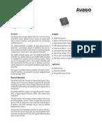 A DNS Datasheet