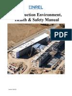 Construction Ehs Manual