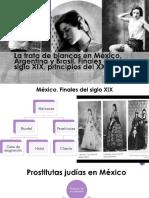 La Trata de Blancas en México Omar