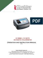 K13560_K13270 Operation Manual