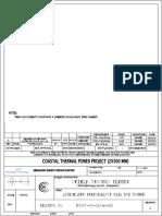 Anticipated Performance Data for Boiler