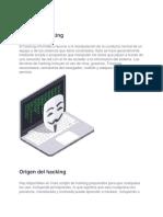 Qué Es El Hacking