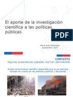 Ciclos de Politica Publica