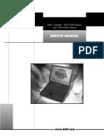 Dell Latitude CPx Svc-manual