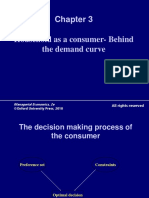 320 33 Powerpoint Slides Chapter 3 Household as Consumer Behind Demand Curve