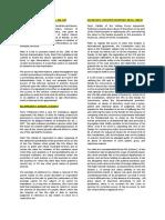 1A. Case Digests. LPO. Part II. Powers Duties Privileges Prohibitions
