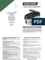 Manual Cooler BD