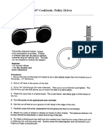 Pulley Drive