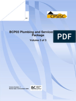 Plumbing and Services Training