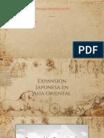 Expansión Japonesa en Asia Oriental