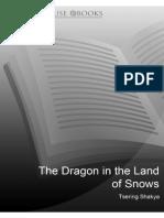 Tsering Shakya-Dragon in the Land of Snows