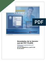 Novedades Versin 3 6 Del PDT PLAME (1)
