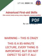 Advanced First-aid Skills.ppt