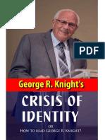 Milos Bogdanovic - Knight's Crisis of Identity