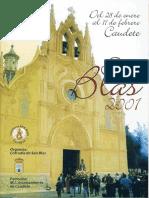 San Blas 2001