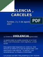 violencia  en carceles ecuador