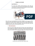 Turbin Gas Engine