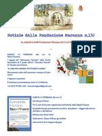 Marazza Newsletter 132