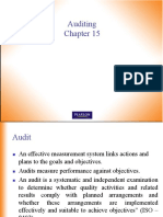 d. Summers Chap 15 Audit Slides