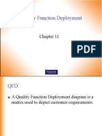 d. Summers Chap 11 Quality Function Deployment Slides
