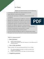 Bloomaffect Taxonomy