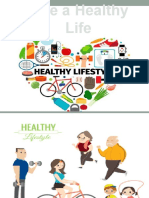 Healthy Life Ppt