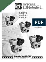 Motor Diesel 5 a 13 Cv Plus
