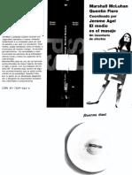 Mcluhan Marshall - El Medio Es El Mensaje.pdf