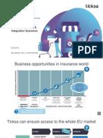Ticksa Digital Ecosystem for Insurance