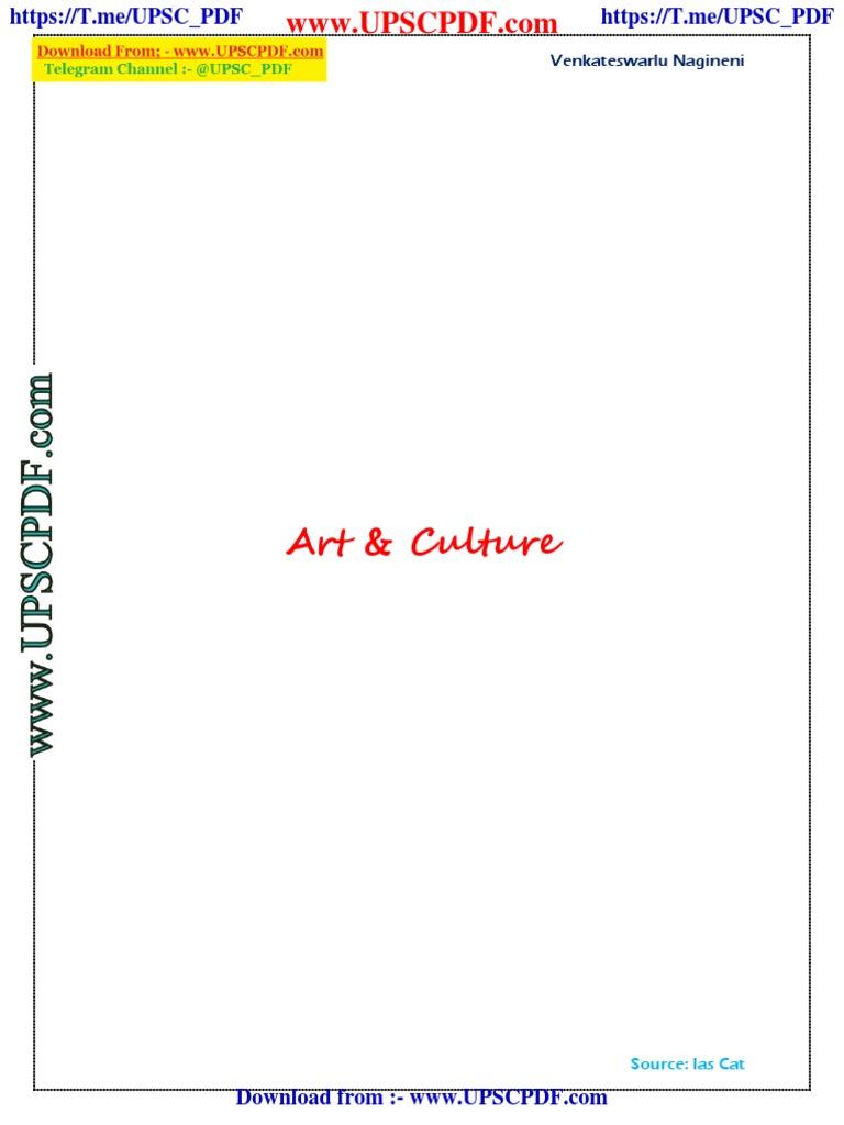 Art and Culture Notes From CD   Ashoka   Sikhism