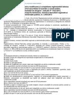 Modificari Normativ P 118 2-2013