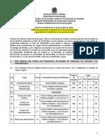 Edital 147 Tecnico Administrativo Retificado Pelo Edital 15 2019
