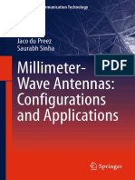 (Signals and Communication Technology) Jaco du Preez, Saurabh Sinha (auth.) - Millimeter-Wave Antennas_ Configurations and Applications-Springer International Publishing (2016).pdf