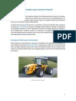Recambios Para Tractores Pasquali