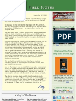Field Notes From The Meg Whitman Campaign - September 17, 2010