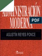 Administracion Moderna Reyes Ponce. Duropdf