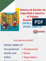 Sistema de Gestion de Sst - Basado en La Osha