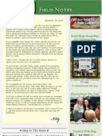 Field Notes From The Meg Whitman Campaign - September 24, 2010