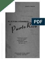 El futuro economico de Puerto Rico