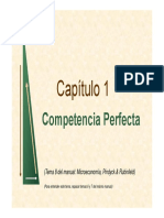 Tema 1 Competencia Perfecta