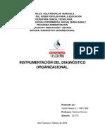Trabajo Diagnostico Organizacional Unidad III