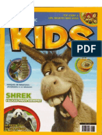 National Geographic Kids - July 2010 Spanish