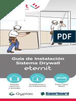 Sistema Drywall