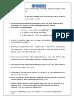 PLC Applications