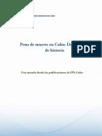 Dosier Archivo Pena de Muerte 2017