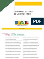 Governo Federal Manual Identidade Visual