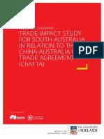 ChAFTA Impact Study Exec Summary1