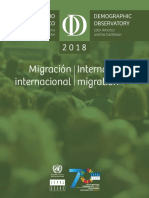 Migracion Internacional 2018