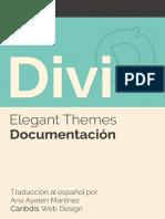 Manual Del Tema DIVI en Español
